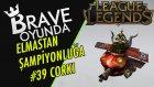 MUHTEŞEM Güçlü Corki w/ SemABİ | Elmastan Şampiyonluğa #39 | League of Legends