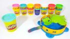 Play-Doh Kaplumbağa Oyun Seti   Oyun Hamuru ile kaplumbağa oyun setinden güzel şekiller yapıyoruz