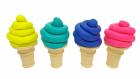 Play-Doh Oyun Hamurundan Külahta Dondurma Sürpriz Yumurtalar | Karlar Ülkesi Arabalar Sünger Bob