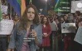 Sokağa Dökülen Brezilyalı Eşcinseller