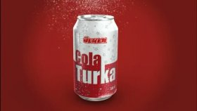 Cola Turka Tavla Reklamı