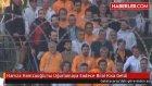 Hamza Hamzaoğlu'nu Uğurlamaya Sadece Bilal Kısa Geldi
