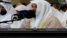 Mishari Rashid al Afasy - Lokman Suresi ve Meali (Ramazan 2014)