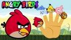Angry Birds Finger Family Şarkısı