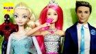 Barbie Prenses Azra Ve Mert Merak İçinde! Eylül Kayıp! 2.Bölüm - Evcilik TV