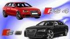 City Car Driving // Audi RS 4 Audi S8 Kapışması