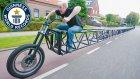 İşte dünyanın en uzun bisikleti