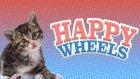 Kedi Oyunda #3 : Happy Wheels Oynuyoruz | Hadi Bakalım