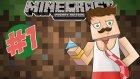 Minecraft Pocket Edition 1.Bölüm - Yoğun İstek Üzerine !