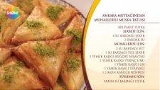 Nursel'in Mutfağı - Muhallebili Muska Tatlısı Tarifi