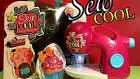 Sew Cool Dikiş Makinesi-Sew Cool Oyuncak Dikiş Makinesi Tanıtımı-Oyuncak Dikiş Makinesi
