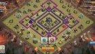 Clash of Clans Pekka, Golem Büyücü saldırısı
