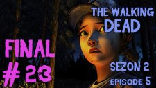 Lee!Sen Gerçek Misin? - The Walking Dead Sezon 2-Episode 5 #23 (FINAL)