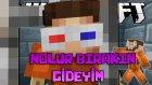 Türkçe Minecraft - NOLUR BIRAK GİDEYİM! (Özel Harita)
