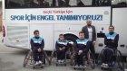 Spor İçin Engel Tanımıyoruz Projesi