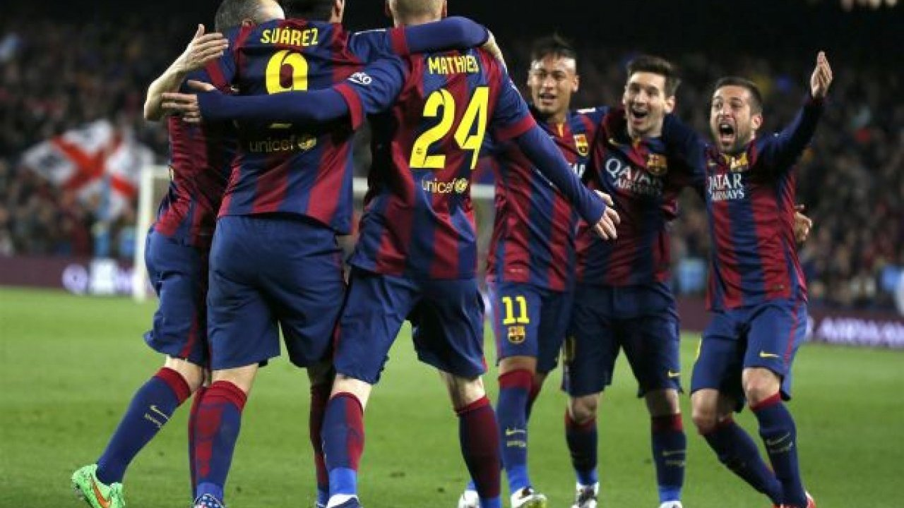 Barcelona 1-2 Real Madrid - BBC Sport