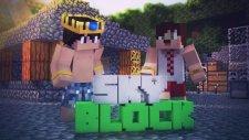 Minecraft SkyBlock -34- Rengarenk !