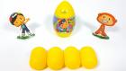 Pepee Sürpriz Yumurta | Pepee ve Maymuş İle Bir Kelime Öğren | PEPEE İLE TÜRKÇE ÖĞRENİYORUZ