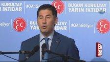 Sinan Oğan MHP Genel Başkanlığı'na Aday Oldu