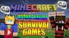 Kurnaz Haylaz (Minecraft : Survival Games#35)