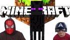 Oyuncak Abi Minecraft Oynuyor feat. Kerem # Enderman Saldırısı