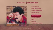 Zalimsin Yar (Müslüm Gürses) Official Audio #zalimsinyar #müslümgürses