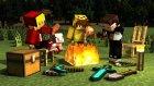 HAYVANLAR VS AVCILAR! (Minecraft : Farm Hunt #2) w/Ahmet Aga,TTO