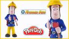 İtfaiyeci Sam | Play-Doh Oyun Hamurundan İtfaiyeci Sam Nasıl Yapılır?