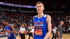 Kristaps Porzingis'den Triple Double performans