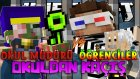 Minecraft OKUL SAVAŞLARI! - OKUL MÜDÜRÜ VS ÖĞRENCİLER (OKULDAN KAÇIŞ) w/Wolvoroth,TTO,OyunKonsolu