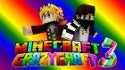 Minecraft Türkçe Modlu Survival - CRAZY CRAFT #1 ''ÇIPLAK KIZ ARKADAŞI VE DEV SİVRİSİNEK''