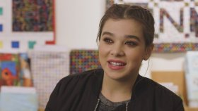 Hailee Steinfeld - Embroidery Patch Making (Vevo LIFT): Brought To You By McDonald's