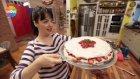 Nursel'in Mutfağı - Amonyaklı Pasta Tarifi (Çilekli Pasta)