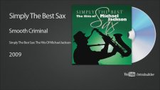 Simply The Best Sax - Smooth Criminal