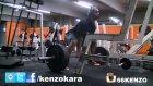 BulkingBad - Hafta 2 - Deadlift 140 - 150 kg - KENZO KARAGÖZ