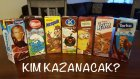 Çikolatalı Süt Karşılaştırması