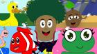 Çizge TV - Çocuk Şarkıları 1 Albümü - Tüm Şarkılar