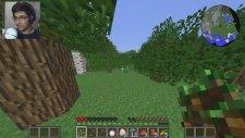 Minecraft Türkçe Modlu Survival - CRAZY CRAFT #2 ''DEV KELEBEK EVİMİZİ YOK ETTİ!'' (Facecam)