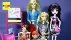 Öğretmen Barbie - Öğretmenler Günü Kutlaması - Evcilik TV