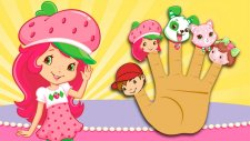 Strawberry Shortcake Finger Family Şarkısı