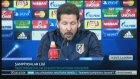 """Simeone: """"G.Saray güçlü bir ekip"""""""