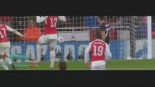 Alexis Sanchez'in enfes golü