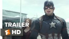 Captain America: Civil War (2016) Fragman