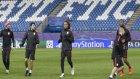 Galatasaray, Atletico Madrid maçının hazırlıklarını tamamladı