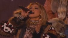 Jennifer Lopez Dance Medley Opening Act at AMAs 2015