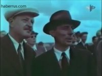 Nazım Hikmet'in Moskova'da Uçak Gösterisi İzlemesi (1951)