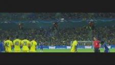 Willian'ın enfes frikik golü