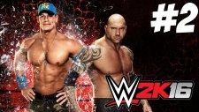 WWE 2K16 Kariyer - Takım Güreşi - Bölüm 2