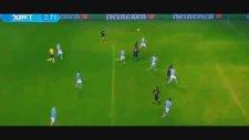 Angel Di Maria'dan şık kafa golü