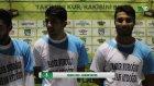 Derincespor-Berres Maç Sonu / KOCAELİ / iddaa Rakipbul Ligi 2015 Kapanış Sezonu